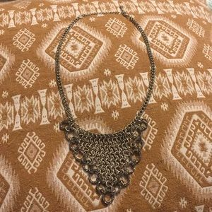 Jewelry - Silver Chain-Link Necklace